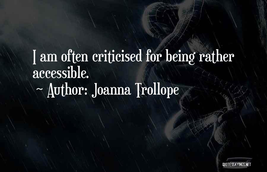 Joanna Trollope Quotes 954713