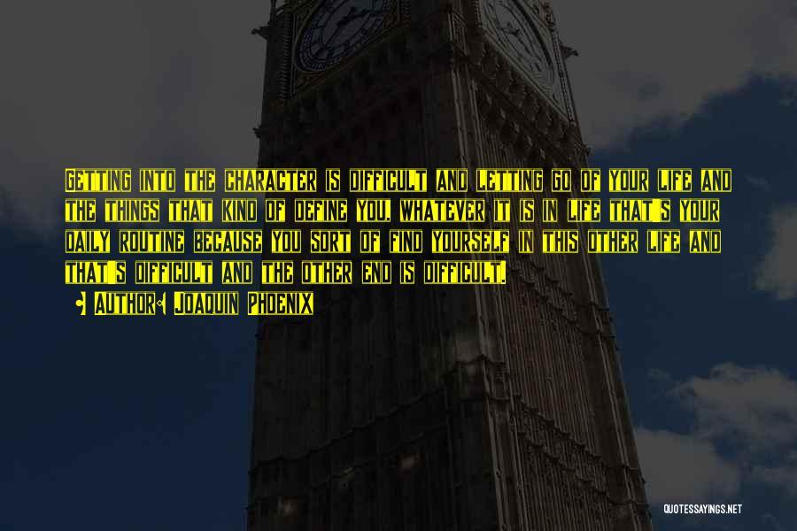 Joaquin Phoenix Quotes 1007672