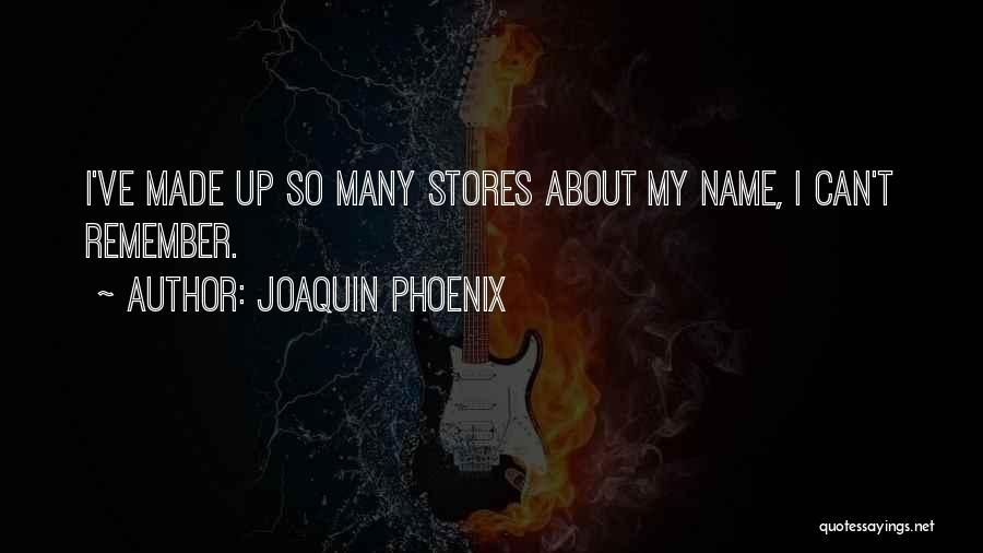 Joaquin Phoenix Quotes 1385145