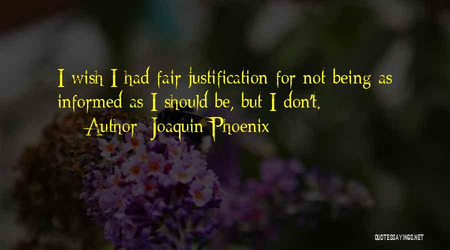 Joaquin Phoenix Quotes 1794262