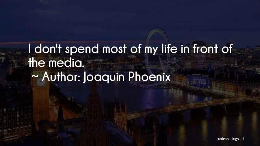 Joaquin Phoenix Quotes 1797135