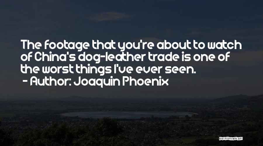 Joaquin Phoenix Quotes 1883555