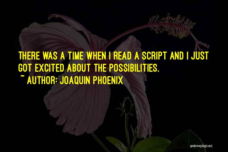 Joaquin Phoenix Quotes 2240088
