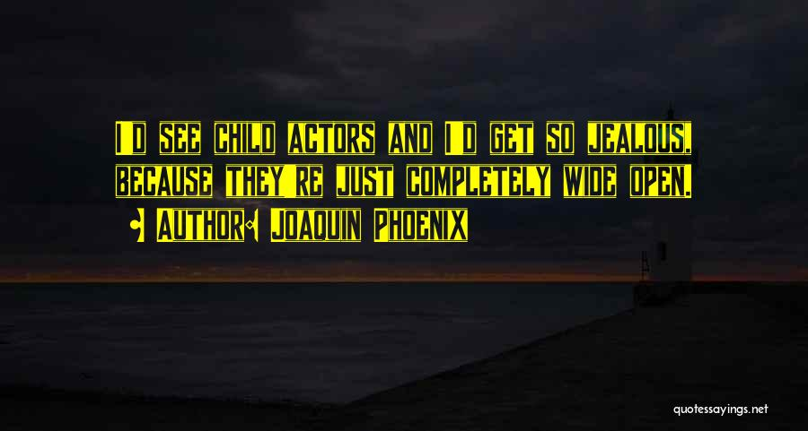 Joaquin Phoenix Quotes 399964