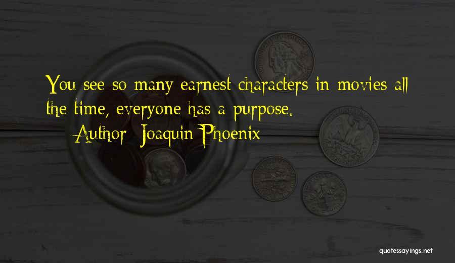 Joaquin Phoenix Quotes 598554