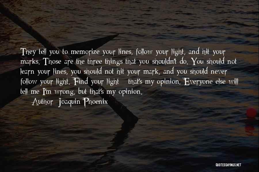 Joaquin Phoenix Quotes 876453