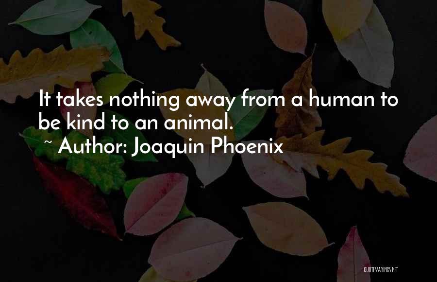 Joaquin Phoenix Quotes 982163