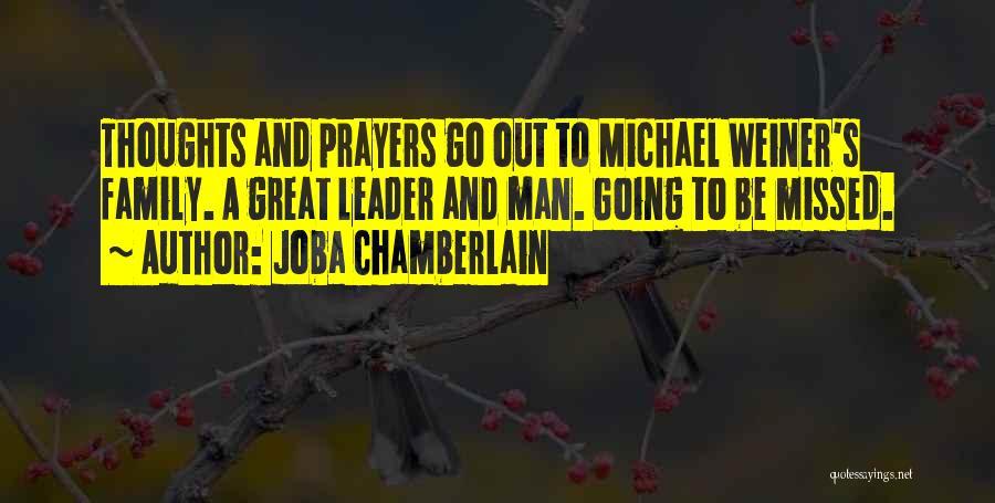 Joba Chamberlain Quotes 731045