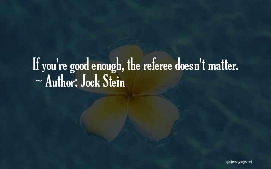 Jock Stein Quotes 1855135