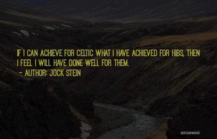 Jock Stein Quotes 374842