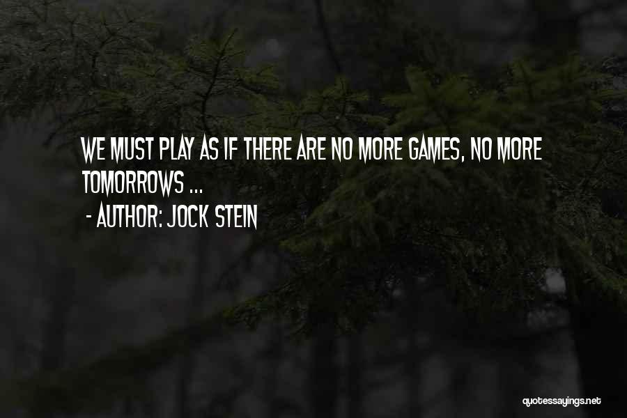 Jock Stein Quotes 410811