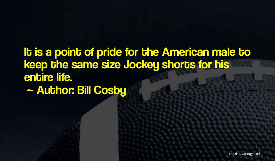 Jockey Quotes By Bill Cosby