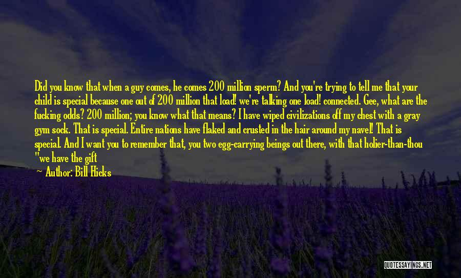 Jockey Quotes By Bill Hicks