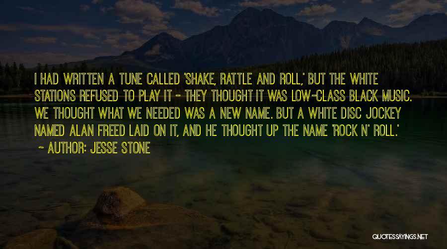 Jockey Quotes By Jesse Stone