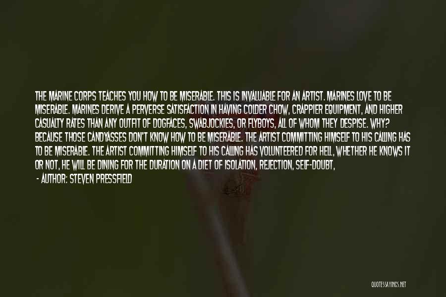 Jockey Quotes By Steven Pressfield
