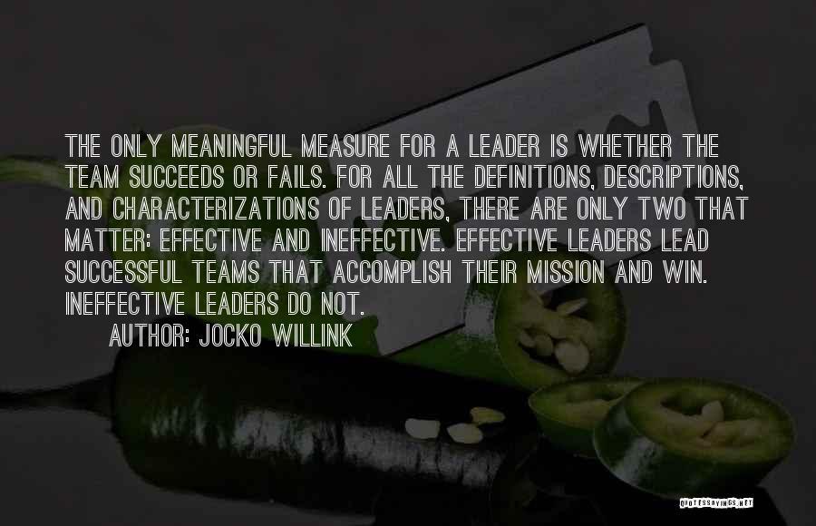 Jocko Willink Quotes 127348