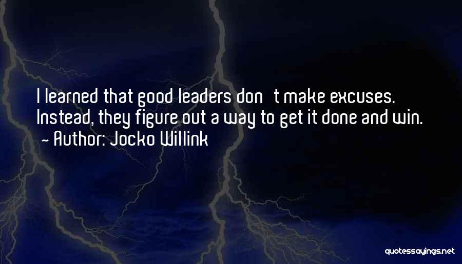 Jocko Willink Quotes 131912