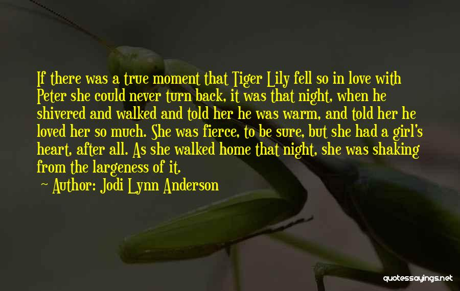 Jodi Lynn Anderson Quotes 1500410