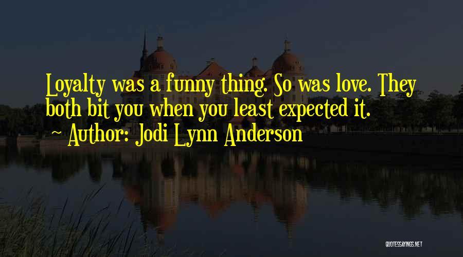 Jodi Lynn Anderson Quotes 1712946