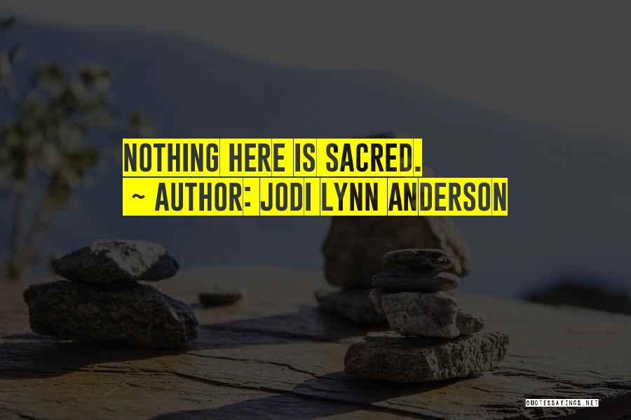 Jodi Lynn Anderson Quotes 176634