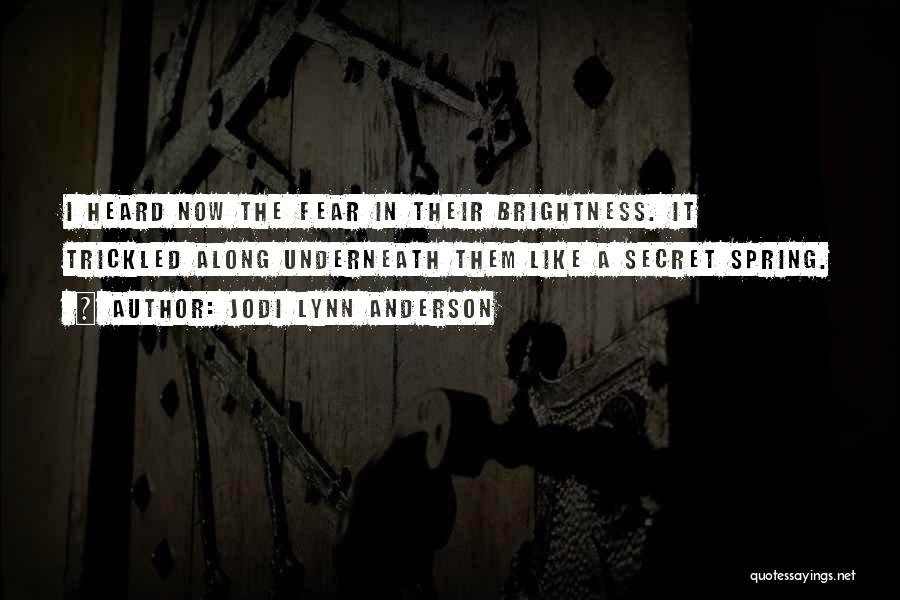Jodi Lynn Anderson Quotes 2216129