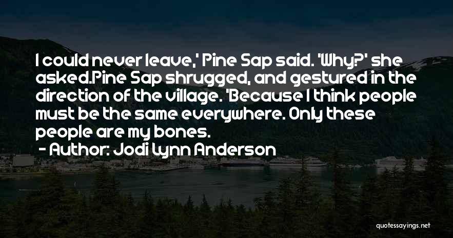 Jodi Lynn Anderson Quotes 249035