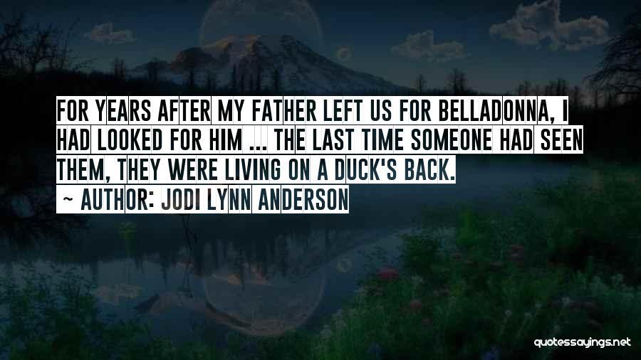 Jodi Lynn Anderson Quotes 432415
