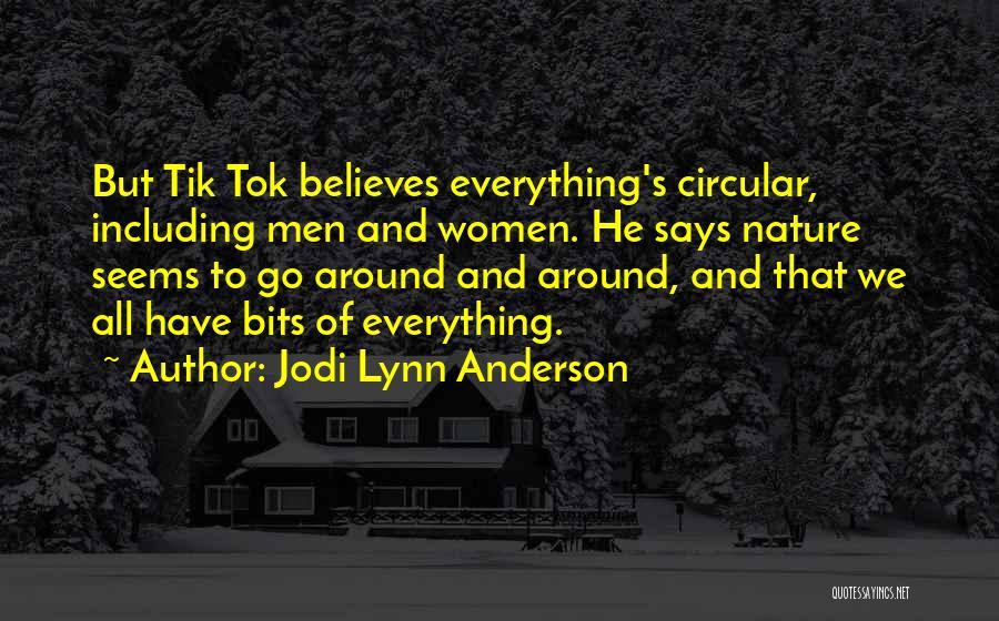 Jodi Lynn Anderson Quotes 647432