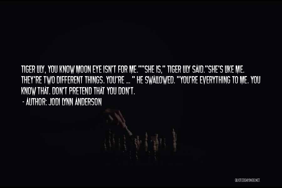 Jodi Lynn Anderson Quotes 654997