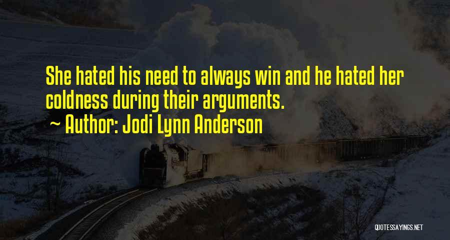 Jodi Lynn Anderson Quotes 876098