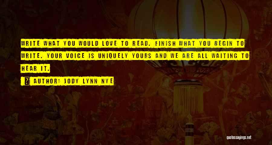 Jody Lynn Nye Quotes 1953300