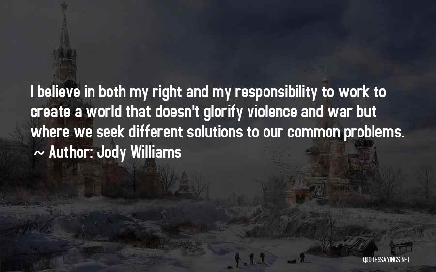Jody Williams Quotes 1231735