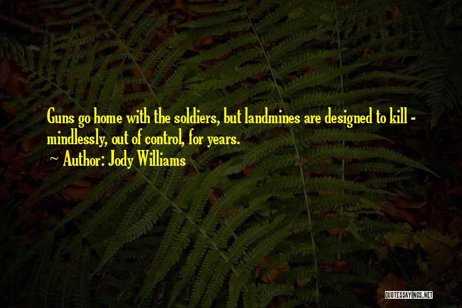 Jody Williams Quotes 1406256