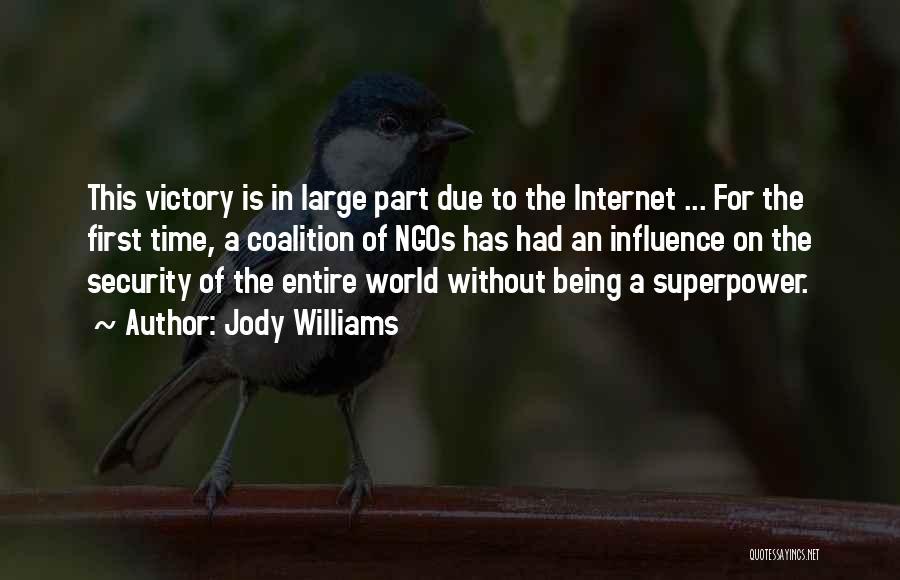 Jody Williams Quotes 2090877