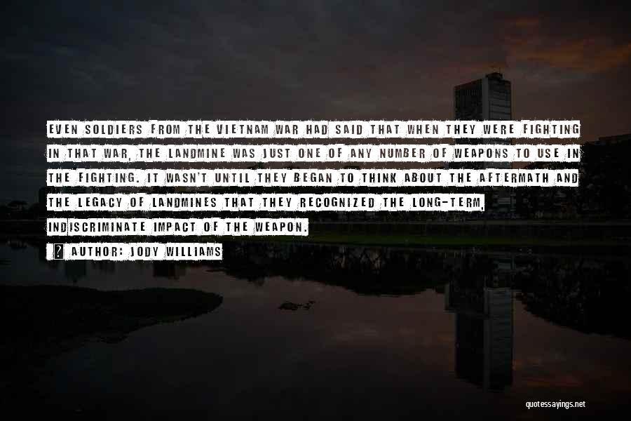 Jody Williams Quotes 317239