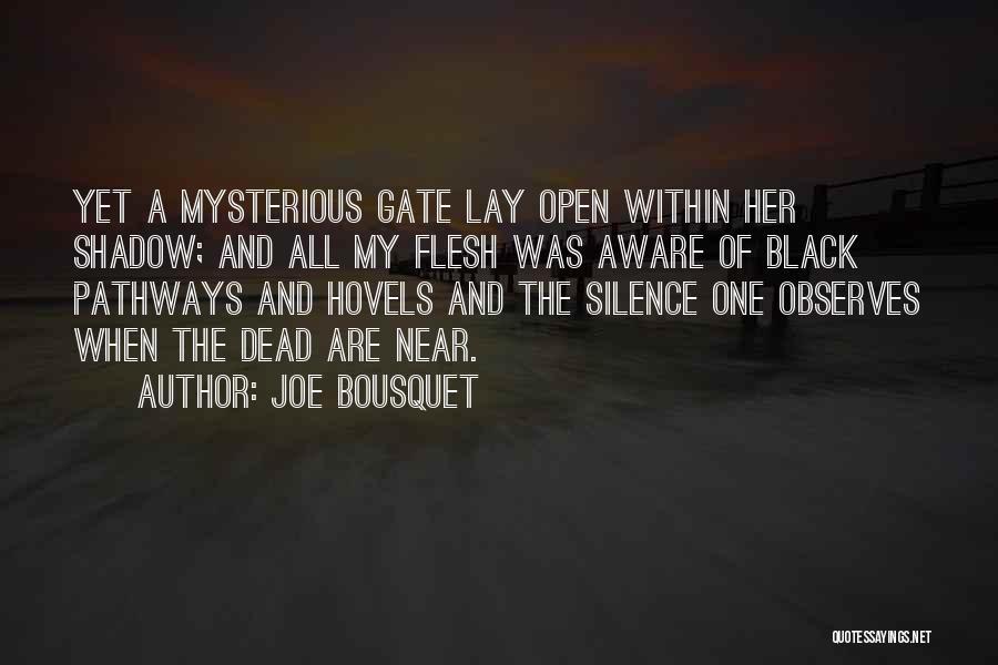 Joe Bousquet Quotes 197611