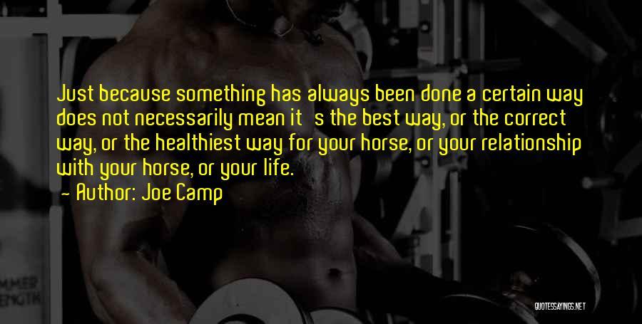 Joe Camp Quotes 1442388
