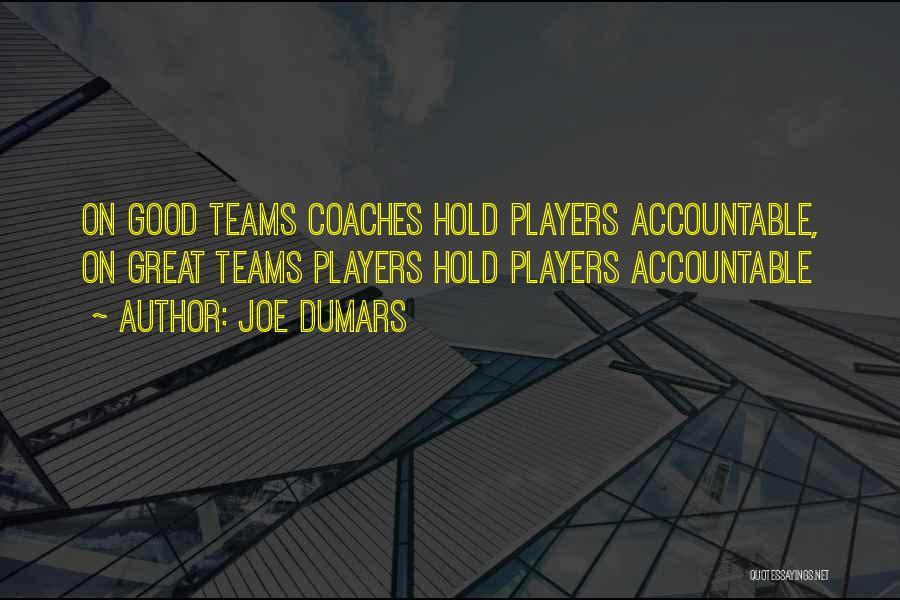 Joe Dumars Quotes 2124256