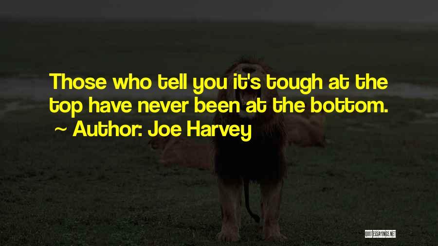 Joe Harvey Quotes 987997