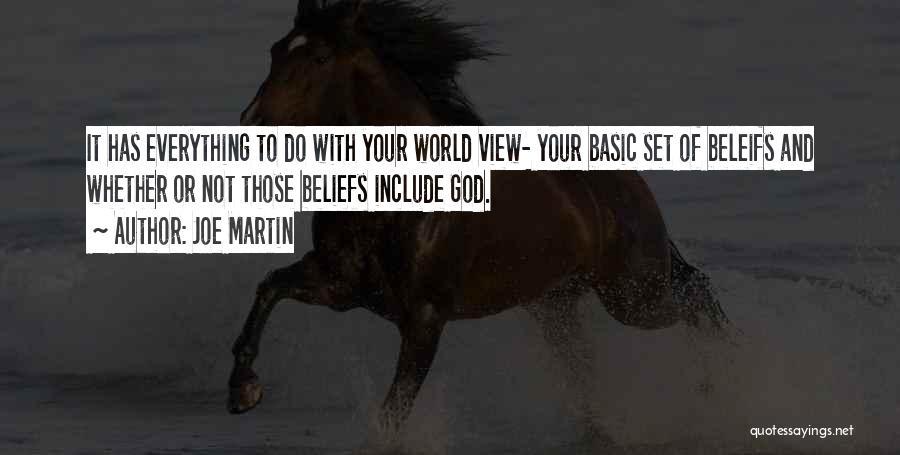 Joe Martin Quotes 1761244