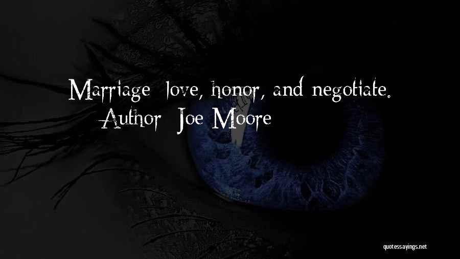Joe Moore Quotes 2070217