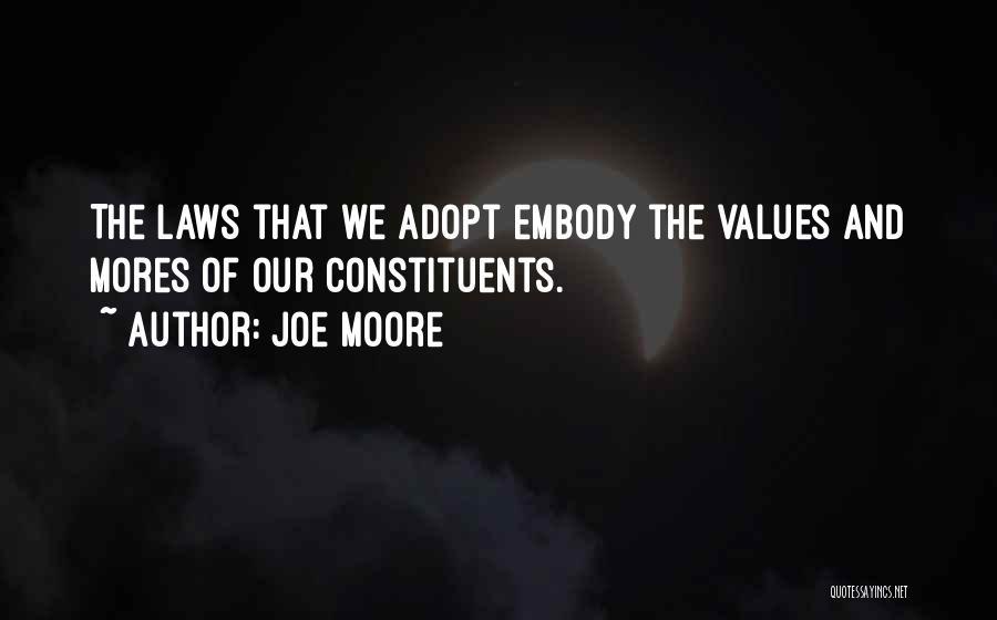Joe Moore Quotes 436359