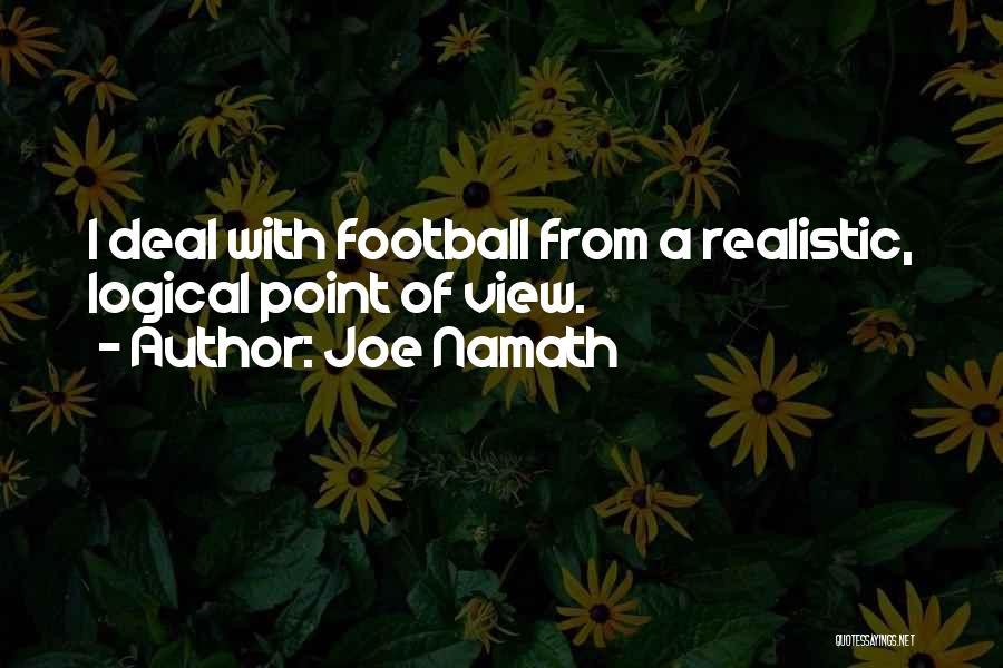 Joe Namath Quotes 1201591