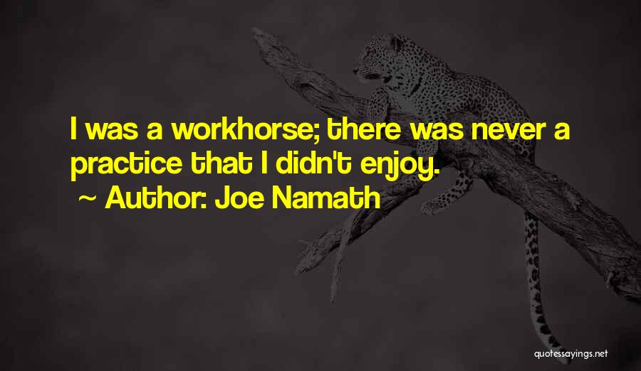 Joe Namath Quotes 144054