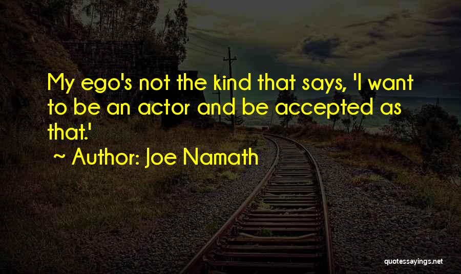 Joe Namath Quotes 1738260
