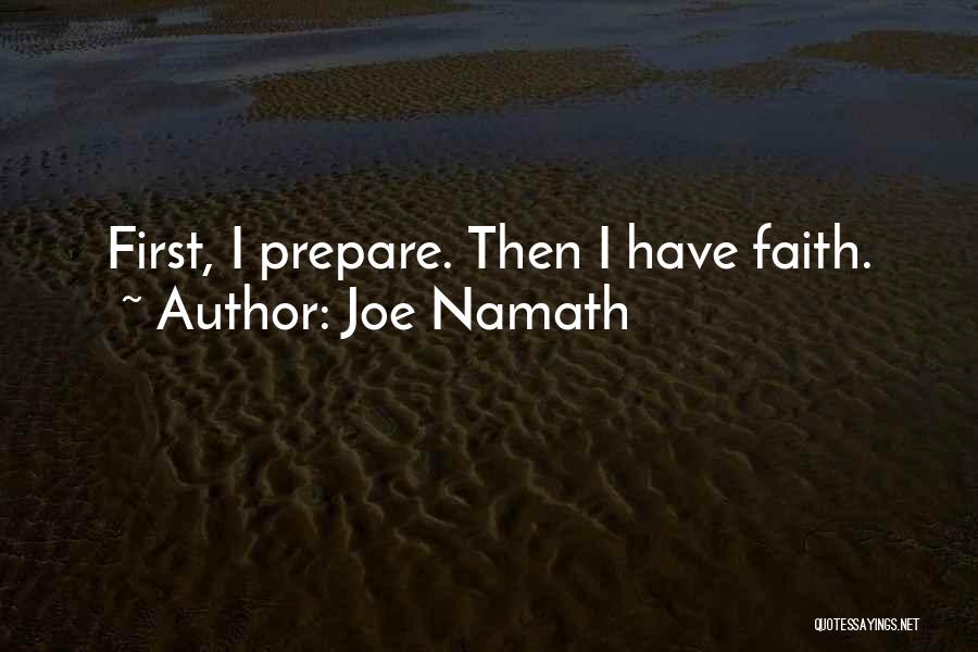 Joe Namath Quotes 2073417