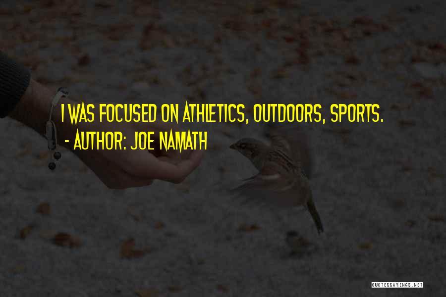 Joe Namath Quotes 2073766
