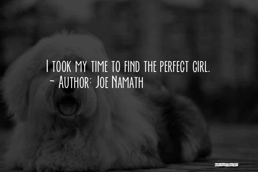 Joe Namath Quotes 2165955