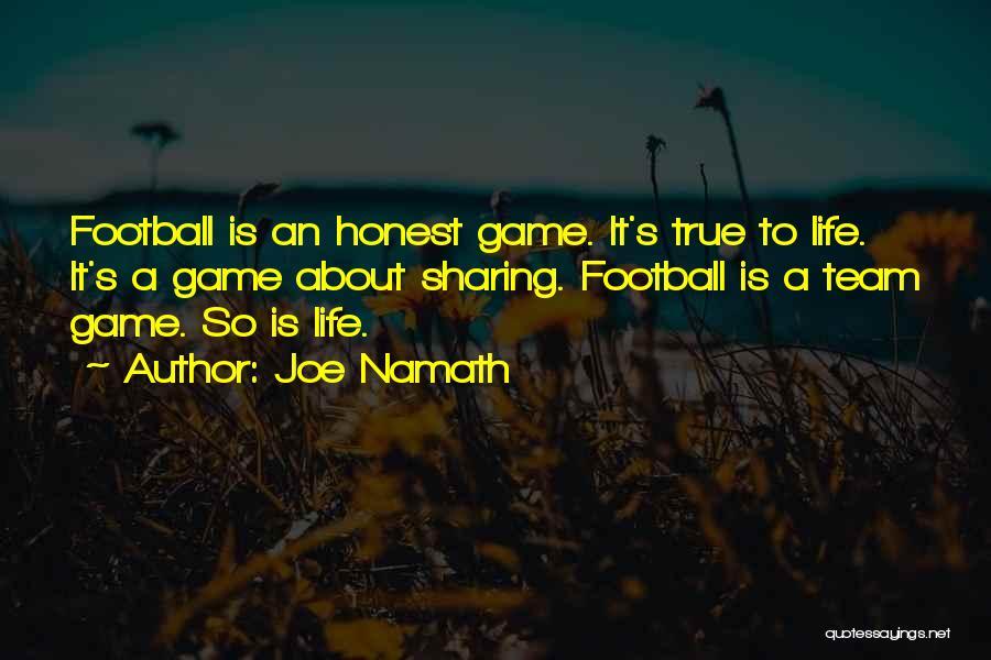 Joe Namath Quotes 551958