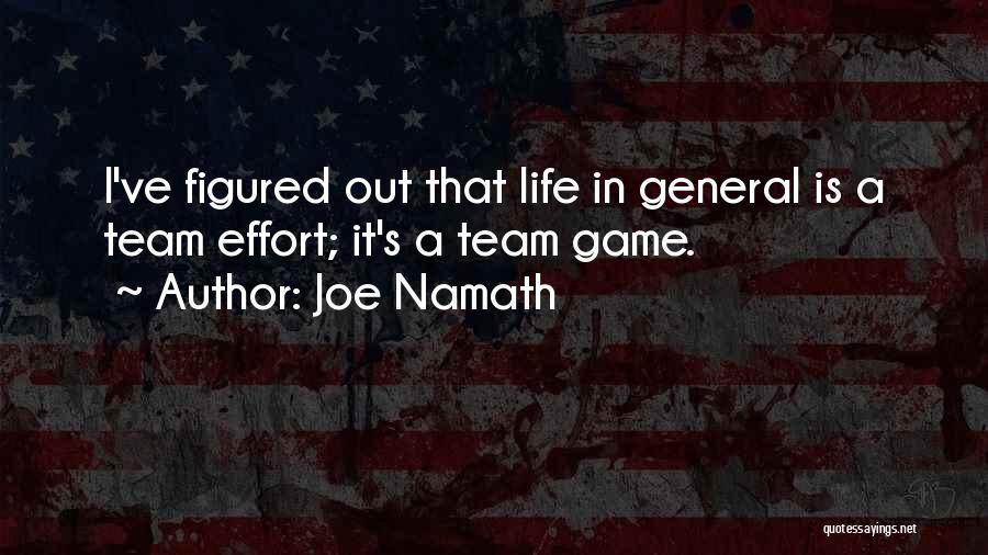 Joe Namath Quotes 575527